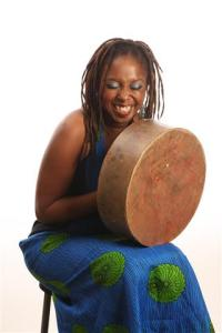 The late Chiwoniso Maraire