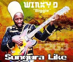 Winky D Sungura like artwork