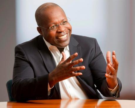Ben Magara, CEO of Lonmin. - FORBES