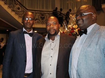 Mandla Ncube, Techtools MD Walter Wanyanya