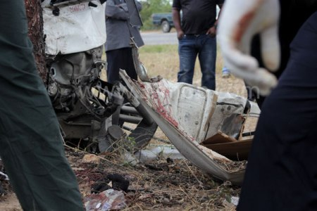 Chitungwiza Accident