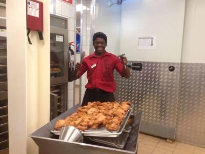 PIC by KFC Zimbabwe