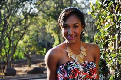 Cathrine Makaya - PIC: Miss World