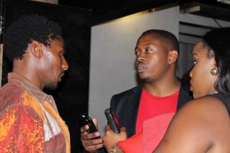 Journos speak to Vcitor Kunonga