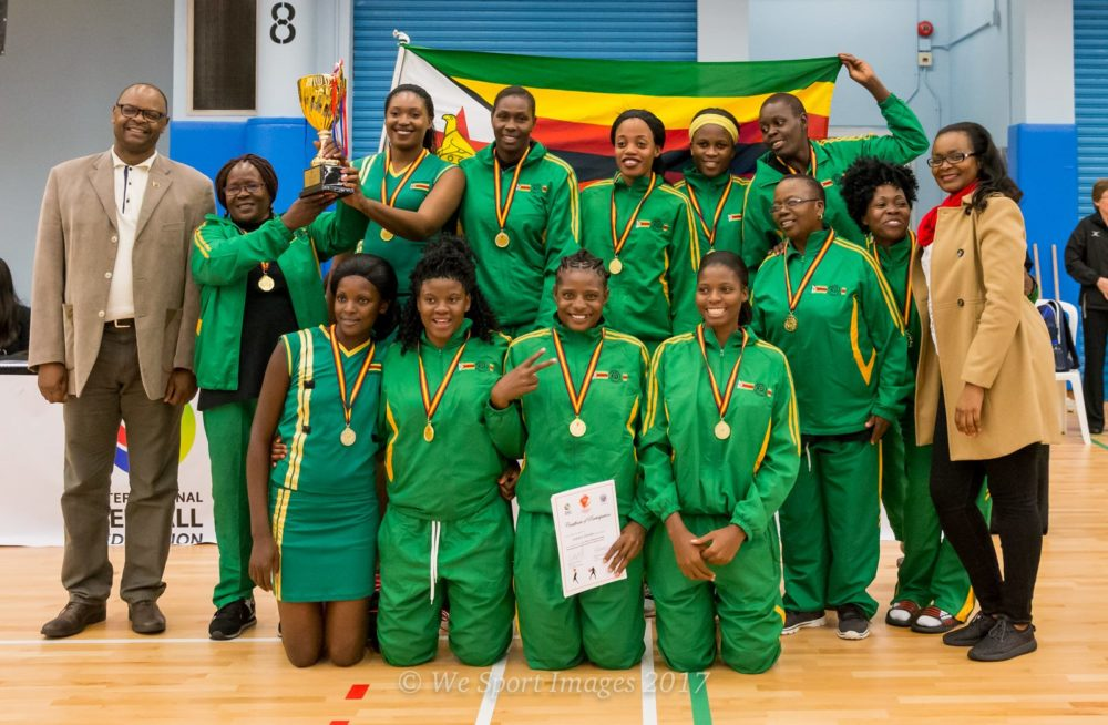 Zimbabwe Netball book historic 2019 World Cup place | Three Men On A Boat