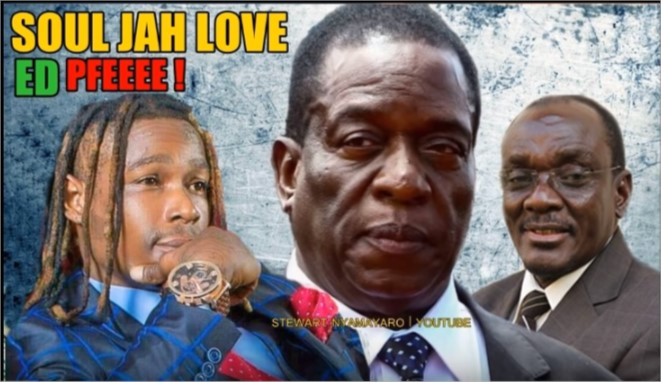 MUSIC: Soul Jah Love releases 'ED Pfee' song | Three Men On A Boat