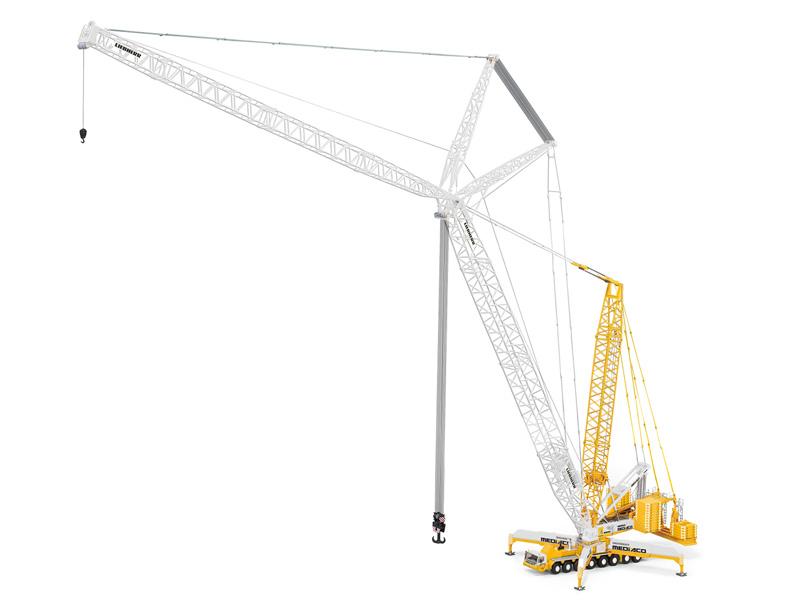 Conrad Mediaco Liebherr LG 1750 Lattice Mast Crane