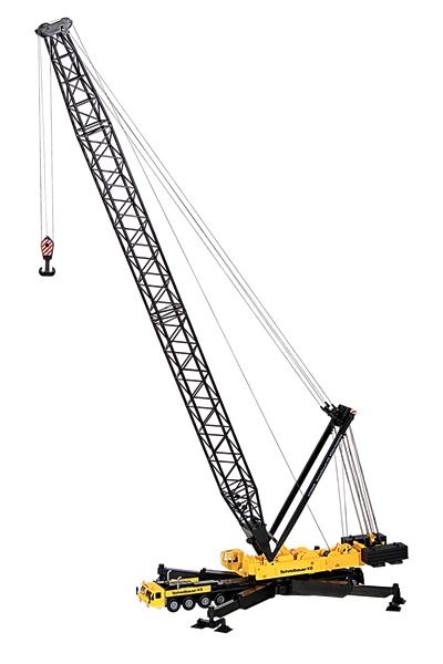 Kibri Gottwald AK 850 Mobile Crane