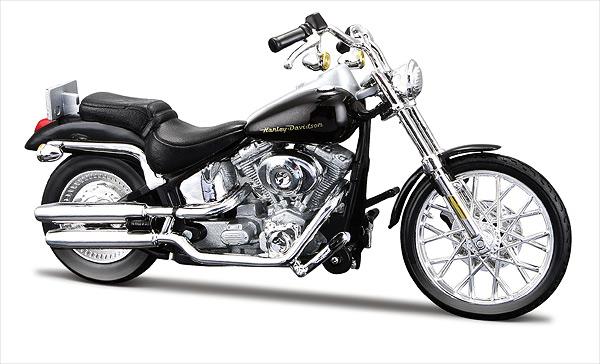 Maisto 2000 Harley Davidson FXSTD Softail Deuce