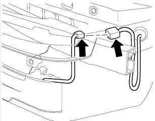 Help appreciated for wiring placment for rear view camera