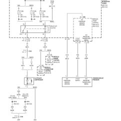 2005 Chrysler 300 Wiring Diagram Sr20det Engine Harness Ac Clutch Relay And Tipm In 2008 300c