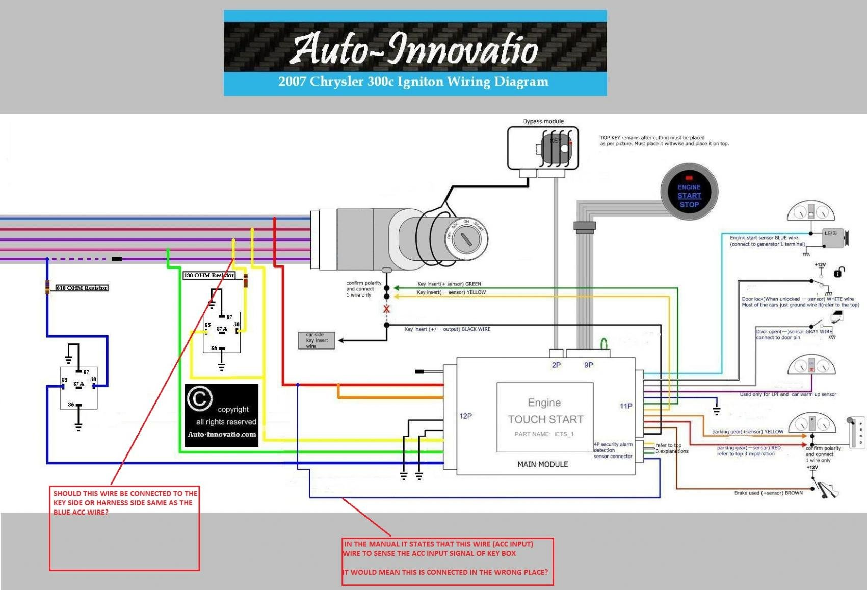 hight resolution of page 14 chrysler 300c forum 300c chrysler 300 on 24s on chrysler electronic ignition wiring diagram