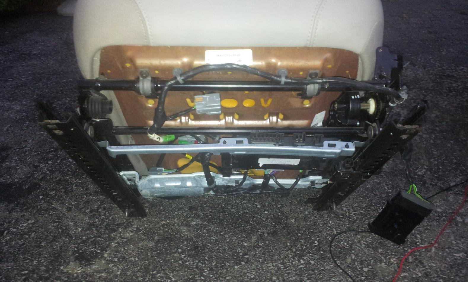 110 outlet wiring diagram panasonic radio need help with chrysler 300 power seat - 300c forum: & srt8 forums