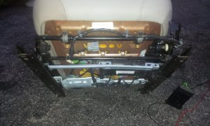 Need help with Chrysler 300 power seat wiring  Chrysler