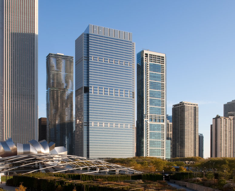 HCSC's Chicago Headquarters