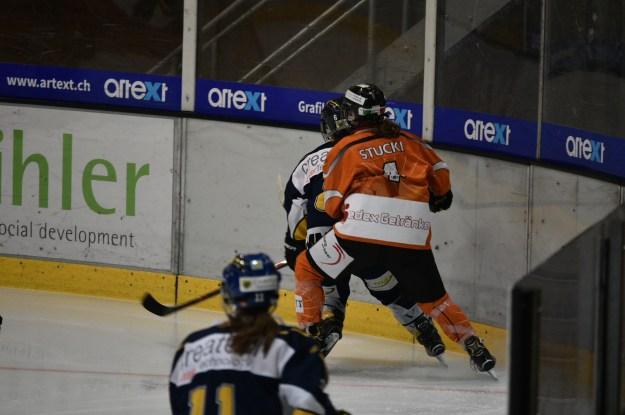 SC Langenthal Damen vs. SC Brandis Ladies