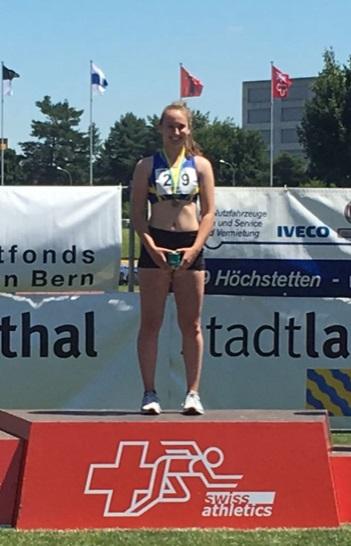 Regionenmeisterschaften in Langenthal 2018