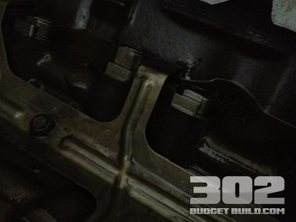 Donor Roller 302 Small Block Ford Engine Budget - Year of