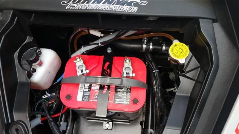 2008 Dodge Ram 1500 Fuse Box Emp Can Am Maverick X Ds Turbo Full Size Battery Tray