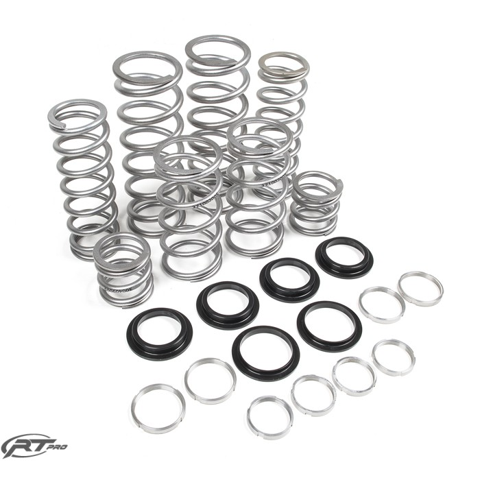 RT Pro RZR XP4 Turbo (4 Seat) Replacement Springs Kit