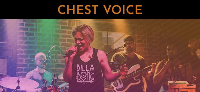 chest voice