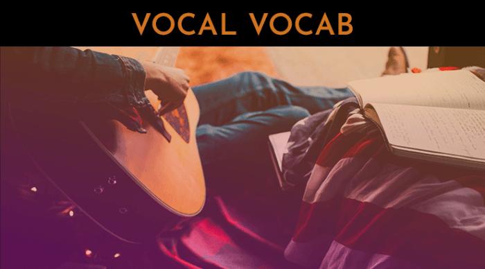 vocal range vocal vocab