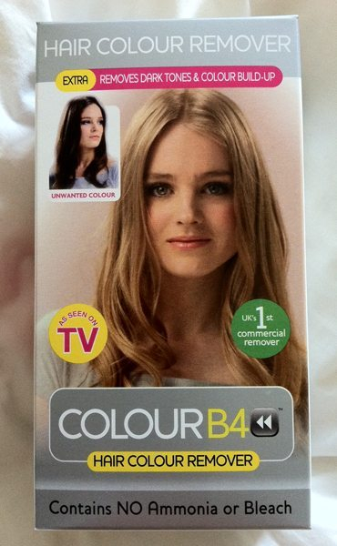 Review Colour B4 Extra Strength And How To Use It