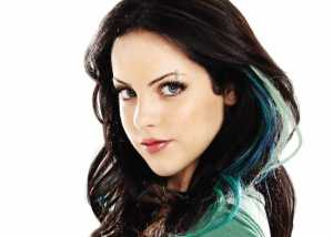 Victorious - Jade played by Liz Gillies