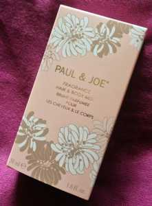 Paul & Joe NEW Limited Edition Fragrance Hair & Body Mist