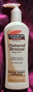 Palmer's Cocoa Butter Natural Bronze Tan Lotion