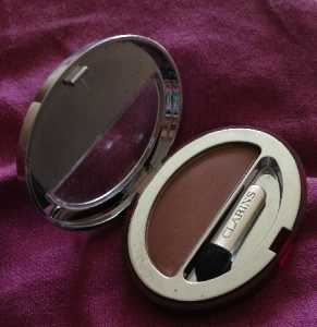Clarins Single Eye Shadow in Mocha Mousse