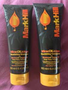Mark Hill MiracOILicious Nourishing Shampoo and Conditioner