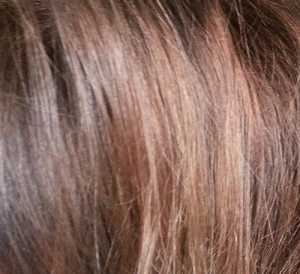Schwarzkopf Color Mask in Chestnut Brown 568 - Before