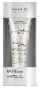 JF Brilliant Brunette Liquid Shine Shock Perfecting Glosser - Package