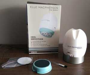 Elle Macpherson Heel Smoother by HoMedics