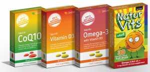 Naturvits Chewable Supplements