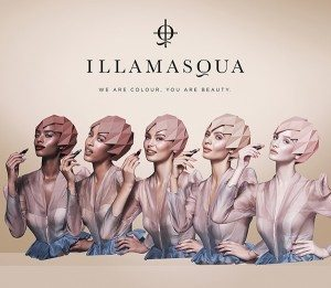 Illamasqua Glamore Nude Lipstick Collection