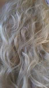 The curl pattern