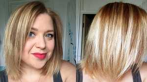 L'Oreal Preference Glam Bronde No.4 - After using product