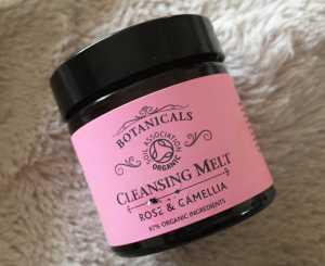 Botanicals Cleansing Melt Rose & Camellia