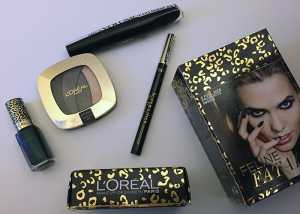 L'Oreal Feline Fatale Free Gift With Purchase Review and Swatches