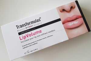 Transformulas LipVolume