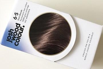 Josh Wood Colour Permanent Hair Colour in 6.5 Dark Blonde