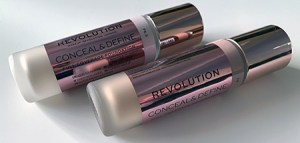 Revolution Conceal & Define Full Coverage Foundation