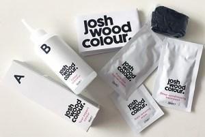 Josh Wood Colour Permanent Dye box contents