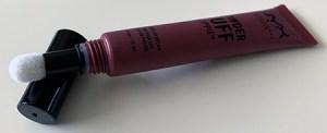 NYX Powder Puff Lippie Powder Lip Cream in Moody