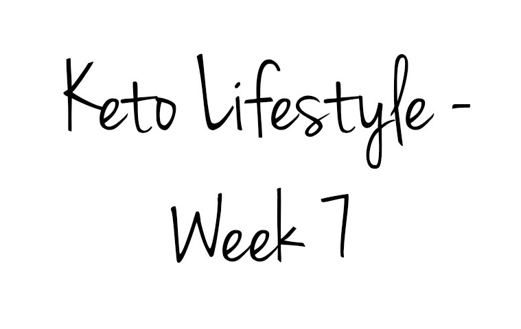 The Keto Diet – Week 7 Workout