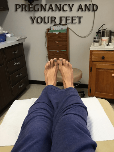 Does Pregnancy Change Your Feet?