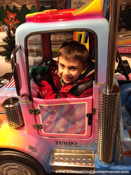 James in Car Edaville