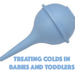 Colds in Infants and Toddlers – What Can You Do?
